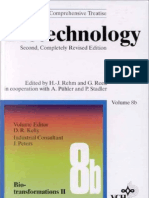 Biotechnology Vol 8b Bio Transformation II, 2nd Ed