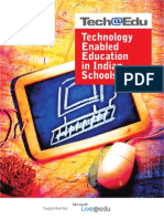 Tech Enabled Education in Indian Schools 2010