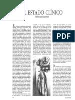 FERNANDO SAVATER El estado clínico red
