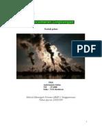 Pencemaran Lingkungan (Naskah Pidato) SMP