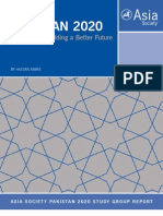 PAKISTAN 2020 | A Vision for Building a Better Future