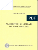 Algoritmi Si Limbaje de Program Are