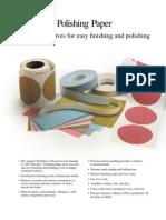 3M 286Q Polishing Paper Datasht