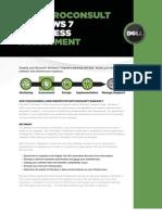 Dell Windows7ReadinessDS