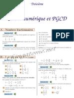 Chingatome-Troisième-Calcul numérique et PGCD