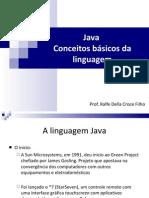 Java - Conceitos básicos da linguagem