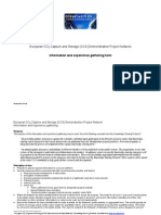European Ccs Project Network Knowledge Sharing Template 201101202