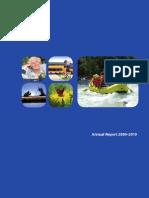 CEA Annual Report 20092010