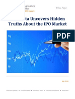 New Data Uncovers Hidden Truths About the IPO Market