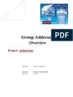 Crystal Reports ActiveX Designer - Group Addresses Overview