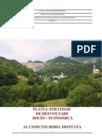 Planul Strategic RosiaMontana