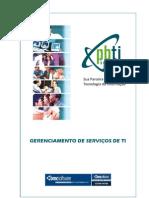 Gerenciamento de Serviços TI