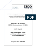 Germany Reitox Report 2010 Deutsch