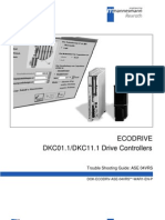 Ecodrive Dkc Error and Warnings Codes