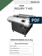 Mercury THD User Manual English