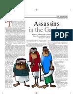 Assassins in the Garden - India Abroad - Bijoy Venugopal