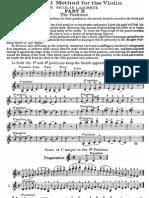 Laoureux Practical Violin Method Part 2