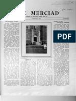 The Merciad, February 1930