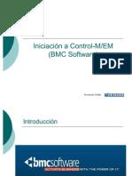 Iniciación a Control-M [Fernando Tallón - Grupo Cibernos]