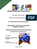 MARICELA VIQUEZ propuesta