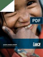 ACF International Annual Report 2010