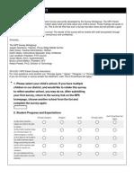 School survey for Norwalk parents