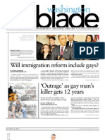 washingtonblade.com - volume 42, issue 19 - may 13, 2011