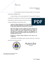 Junta Síndicos Certif 132 2010-2011 Re