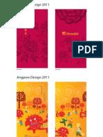 Manulife Angpow Design 2011