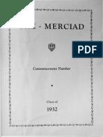 The Merciad, May 1932