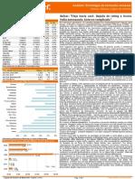 Informe Estrategia Semanal Bankinter Semana 23/05-29/05