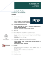 Programa VII Seminario