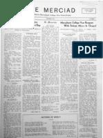 The Merciad, October 1934
