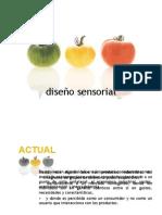 diseño sensorial