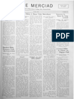 The Merciad, April 1936