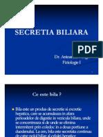 Secretia_biliara