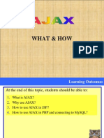 Tutorial - AJAX