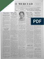 The Merciad, March 1937