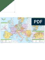 Eurail Map 2011