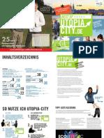 Utopia City Hamburg Aktionstage 2011