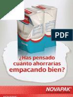 Ficha Catalogo Novapak