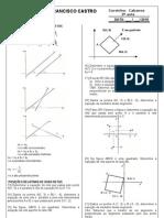 Geometria Analitica vigia 3ª aula