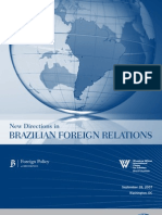Brazil's Foreign Relations 2007 Bookings Inst