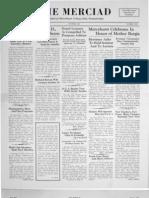 The Merciad, October 1940