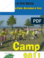 2011 Summer Camp Brochure