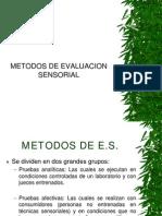 diapositivas evaluación sensorial pdf