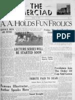 The Merciad, Oct. 23, 1942