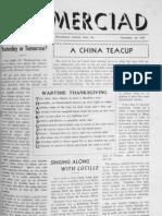 The Merciad, Nov. 24, 1942