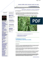 Marijuana Conspiracy 1