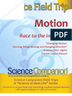 Science Companion Motion Virtual Field Trip